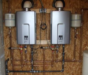 Tankless Water Heate by Rinnai